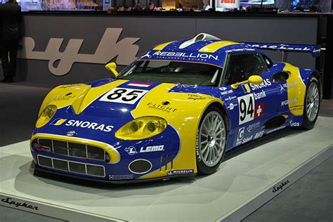 2008 spyker c8 laviolette gt2 r images specifications