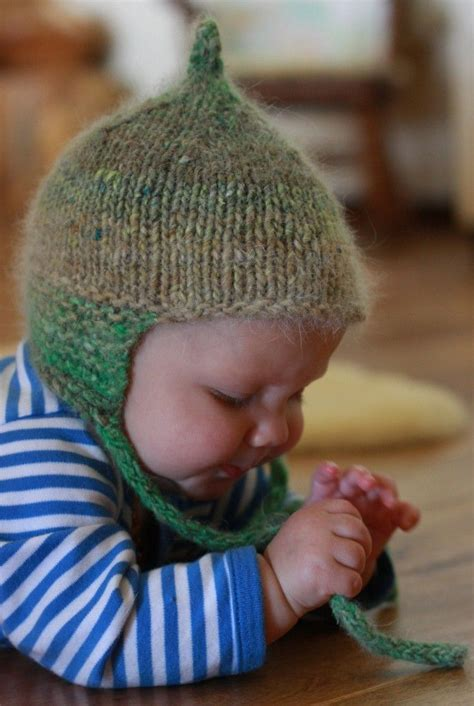 knit hat with ear flaps pattern free gorgeous knitted baby hat that has ear flaps and is