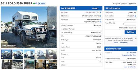 ford earthroamer price ford f 550 earthroamer lt 380 000 extreme rv