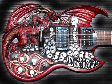 las imagenes mas geniales del mundo las 50 guitarras mas extra 241 as y geniales del mundo youtube