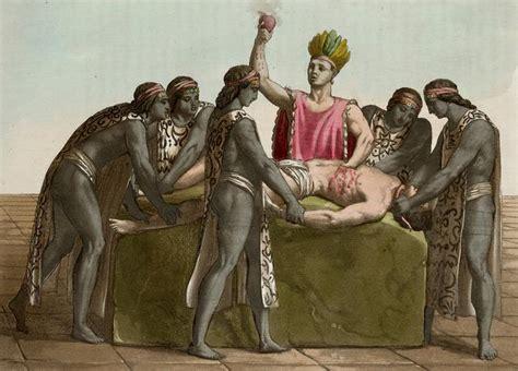 imagenes sacrificios mayas 6 culturas de la antig 252 edad que practicaban sacrificios