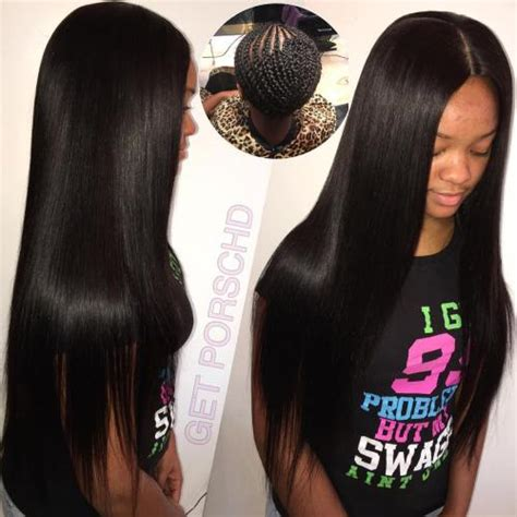 Straight Sew In Hairstyles   Immodell.net