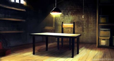 interrogation room because writing 10 stories every genre writer should try to write