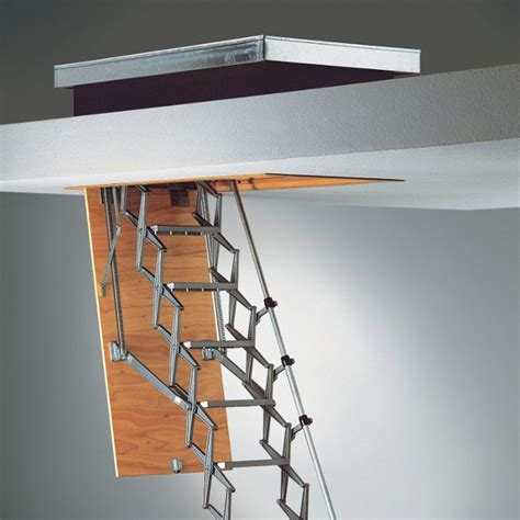 Ceiling Access Ladder by Commercial Heavy Duty Roof Access Ladder