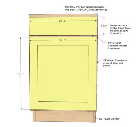Standard Height Kitchen Cabinets by Kitchen Cabinet Drawer Dimensions Standard