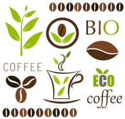 Set of Coffee logo design elements mix vector 03   Vector Logo free download