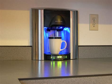 Built In Coffee Maker Plumbed by For Coffee Create An Excellent Coffee Taste By Yourself With Plumbed Coffee Makers