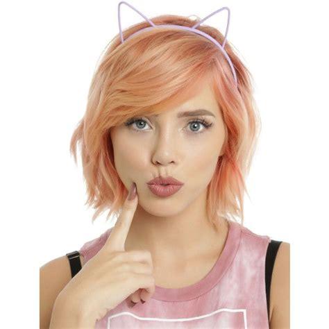 Ear Hairband best 25 cat ears headband ideas on diy cat