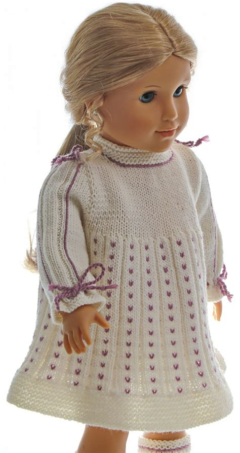 pattern knitting doll knitting patterns dolls clothes