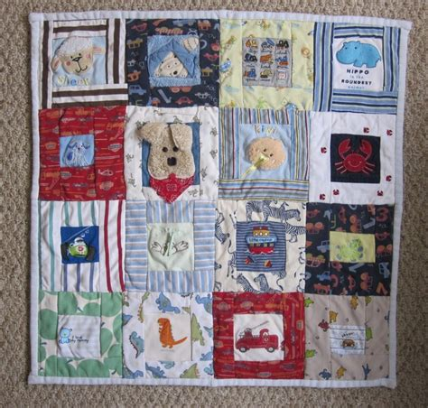 How To Make Quilt Out Of Baby Clothes by Quilt Made Out Of Baby Clothes Inspiring Ideas