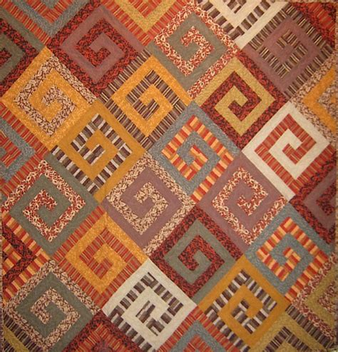 Indian Patchwork Quilt - patchwork quilt gold and indian batik by kallistiquilts
