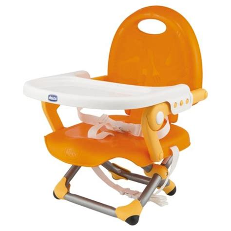 Chicco Pocket Snack Seat buy chicco pocket snack booster seat mandarino from our feeding booster seats range tesco
