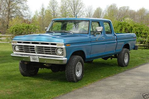 ford truck enthusiasts forums 70 s ford crew cabs