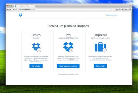 dropbox pro 100gb apk dropbox avisa n 227 o vai reduzir os pre 231 os tecnoblog