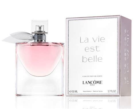 la vie est lancome eau de parfum la vie est l eau de parfum legere lancome perfume a fragrance for 2013