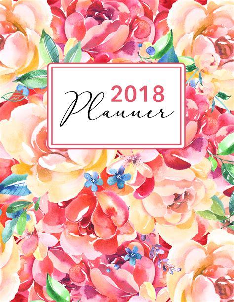 Galerry printable planner calendar august 2018