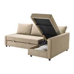 Friheten Corner Sofa Bed Friheten Corner Sofa Bed Skiftebo Beige