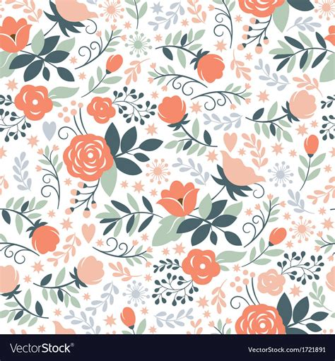 set of floral vector patterns royalty free stock images image 20201649 floral pattern royalty free vector image