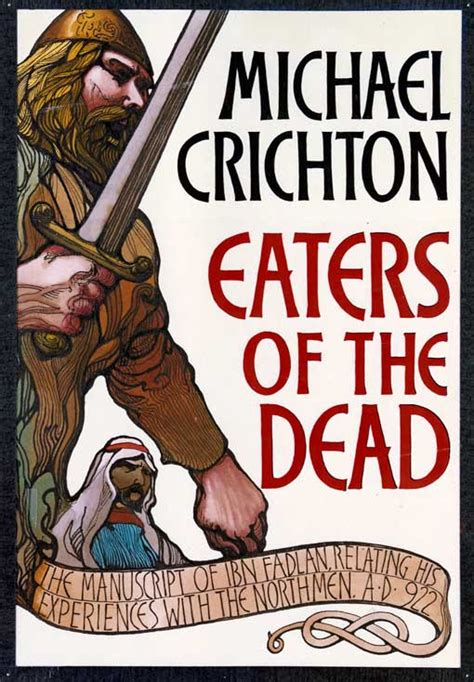 eaters books eaters of the dead michaelcrichton