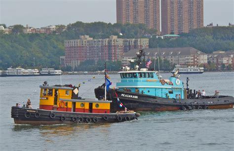 tugboat race nyc nyc tugboat race 2012 a tugster a waterblog