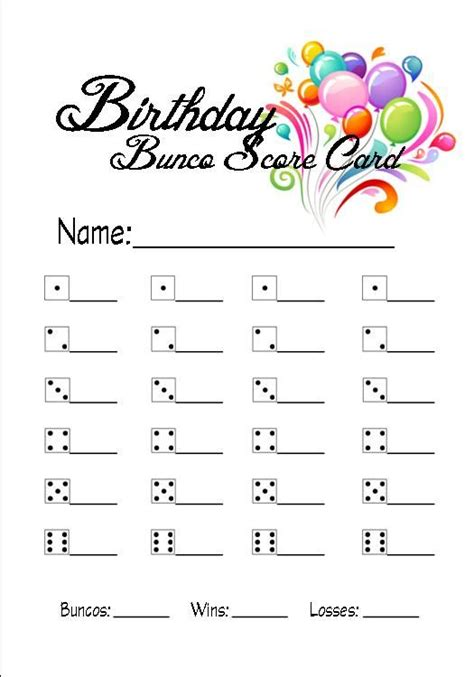 bunco templates 37 best images about bunco on bunco themes