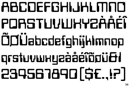 Font Computer fontscape home gt application gt machine readable
