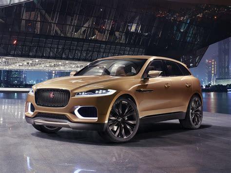 jaguar c x17 suv concept new color at guangzhou auto show