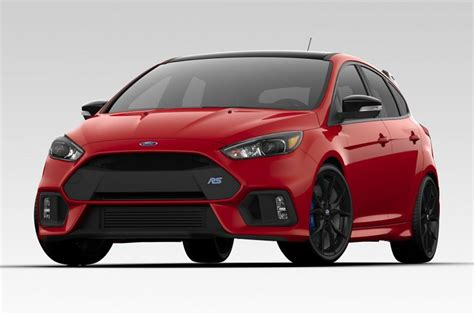 Ford Focus Rs Release Date Usa by 2016 Ford Focus Rs Review 2017 2018 2019 Ford Price