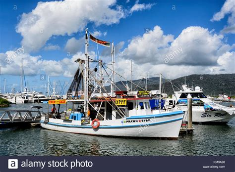 boat sale yards cairns prawn trawler stock photos prawn trawler stock images