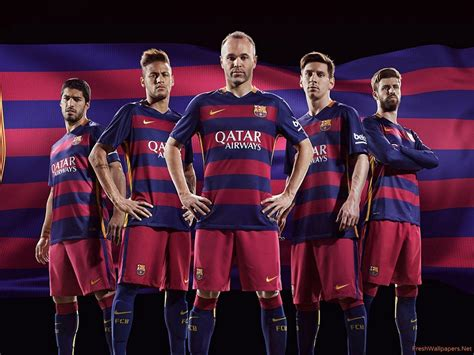 wallpaper jersey barcelona 2016 fc barcelona wallpapers 2016 wallpaper cave