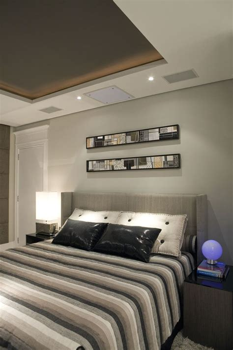 What Men Like In The Bedroom | mens bedroom interior design by beth choueri pinterest