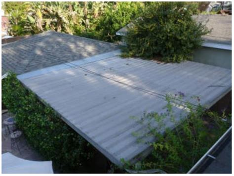 Replace Shed Roof by Need To Replace Carport Roof With Non Walkable Non