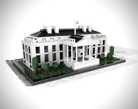 Lego Architecture White House Hiconsumption