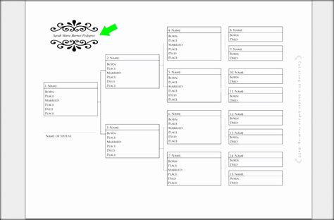 4 generation family tree template free 10 four generation family tree template free besttemplates