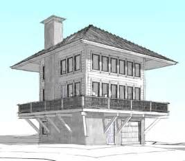 Tower House Plans New Home Plan The Lookout A New Custom Home In West
