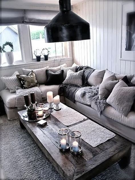 Grey Living Room Accessories by Cozy Grey Living Room Decor Pictures Photos And Images