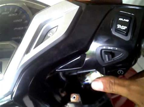 Switch Lu Honda Beat Fi tips pasang saklar lu honda vario 125