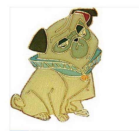 pocahontas pug name percy pug sitting authentic disney pocahontas pin rena s collectibles