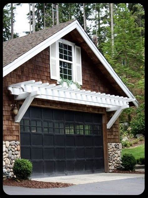 house over garage pergola over garage home ideas pinterest