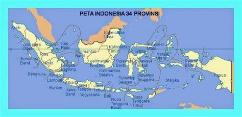 Air 2 Di Indonesia Beserta Spesifikasinya mudah belajar ips smp peta 34 provinsi di indonesia