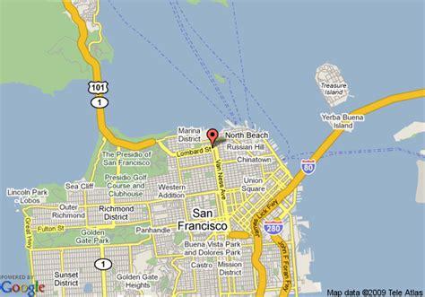 san francisco bay us map francisco bay inn san francisco deals see hotel photos