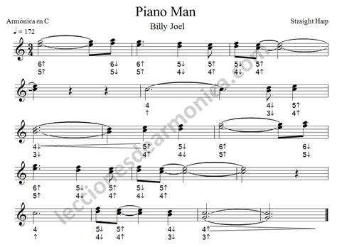 tutorial de beatbox con armonica c 243 mo tocar piano man video tutorial y partitura