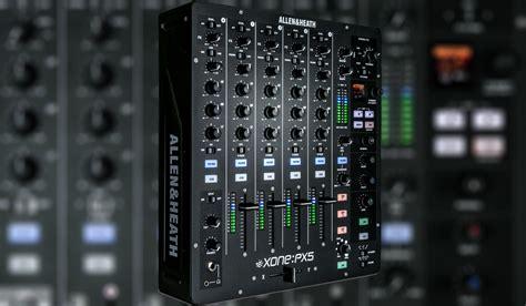 Mixer Allen Heath Asli allen heath xone px5 review and