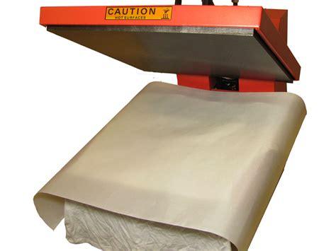 Kertas Teflon jual kertas teflon untuk press sablon unico