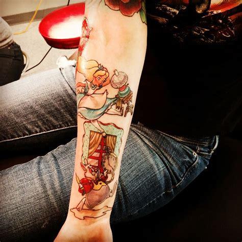tattoo medford oregon in in progress by boak salty
