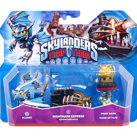 Kaos Wars Empire skylanders trap team adventure pack 2 zavvi nl