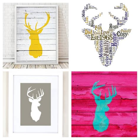 Stags Home Decor by Home Decor Stag Heads Everywhere Lets Talk