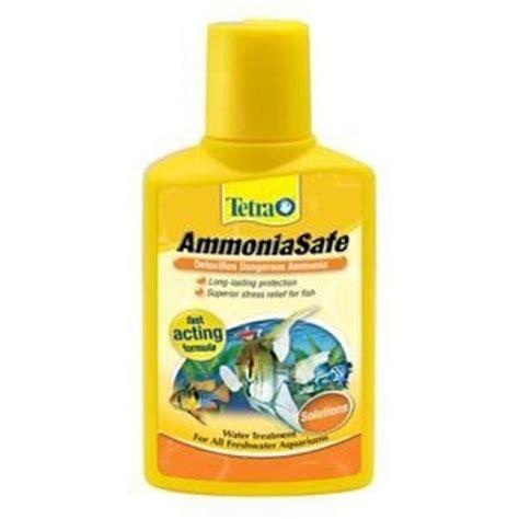 Fish For Detox by Ammonia Detox For Aquariums Aquarium Supplies Gregrobert