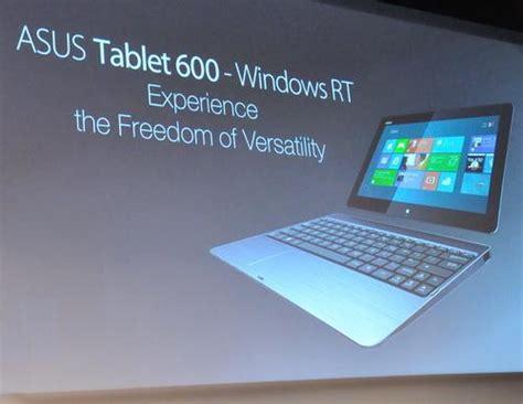 Asus Windows Rt Tablet 600 asus tablet 600 runs windows rt powered by nvidia tegra 3 hardwarezone ph