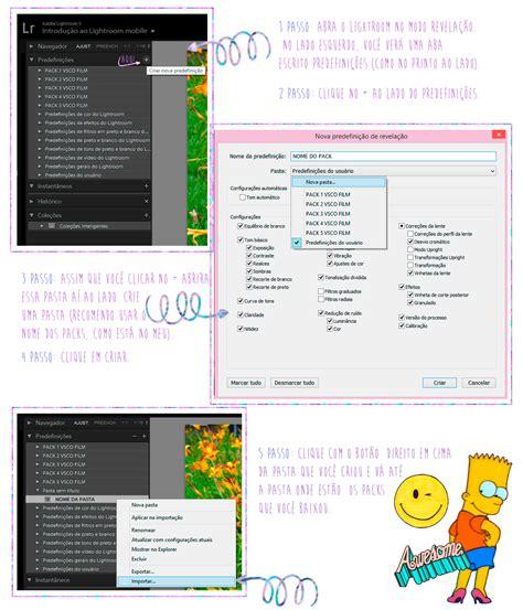 tutorial vsco full pack lovely utopia tutorial como baixar e instalar vsco film